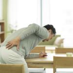 腰椎椎間板変性症の50代男性の来院のケース