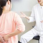 椎間板ヘルニアと診断された40代女性の当院でのケース