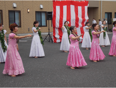 4キャプチャ夏祭り